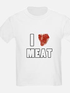 I Heart Meat T-Shirt