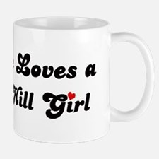 Morgan Hill girl Mug