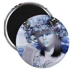 """Ice Queen 2.25"""" Magnet (10 pack)"""