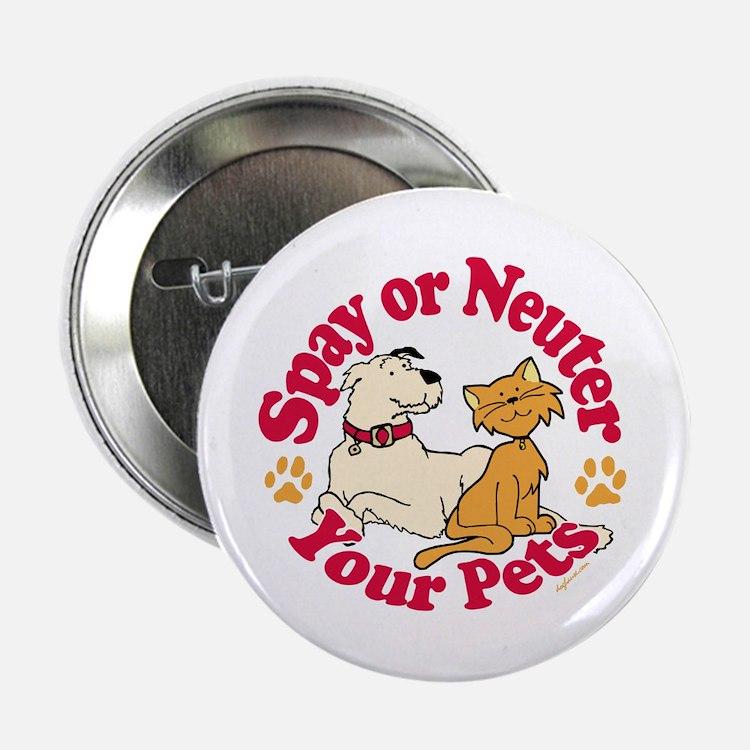 Spay/Neuter Circle (Pets) Button