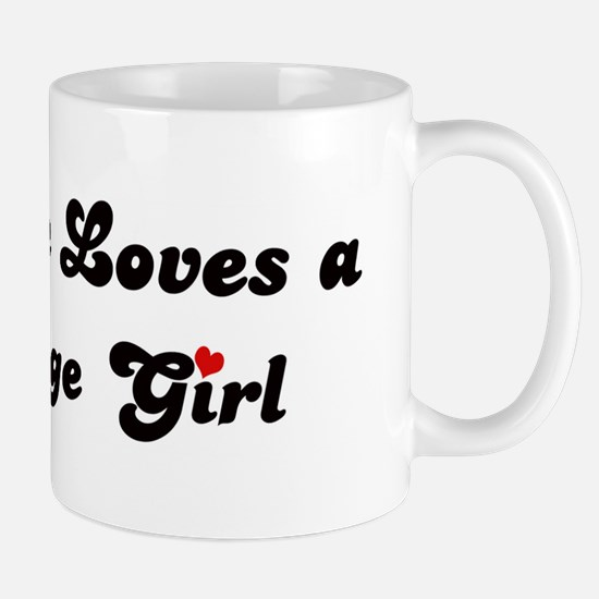 Rockridge girl Mug