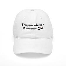 Strathmore girl Baseball Cap