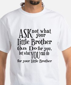 Ask Not Little Brother Shirt