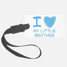little brother boy.png Luggage Tag