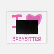 babysitter girl.png Picture Frame