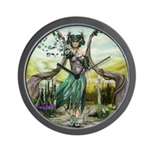 Spring Sprite Wall Clock