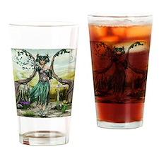 Spring Sprite Drinking Glass
