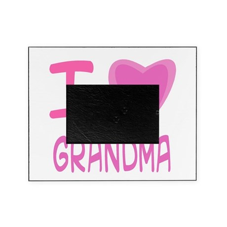 grandma girl.png Picture Frame