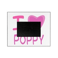 poppy girl.png Picture Frame