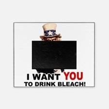 DRINK BLEACH.png Picture Frame
