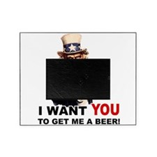 GET ME A BEER.png Picture Frame