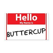 buttercup.png Rectangle Car Magnet