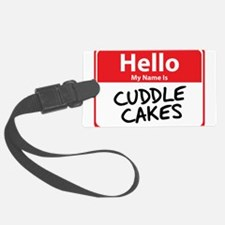 cuddle cakes.png Luggage Tag