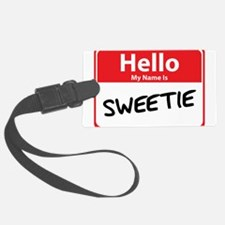 sweetie.png Luggage Tag