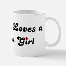 Placentia girl Mug