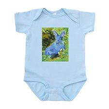 Blue Bunny Infant Bodysuit