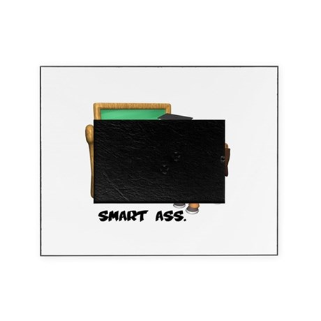 smart ass.png Picture Frame