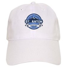 St. Anton Blue Baseball Cap