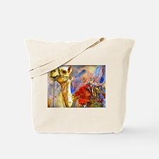 Israeli Camel Tote Bag