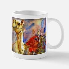 Israeli Camel Mug