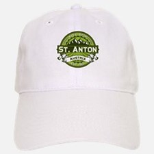St. Anton Green Baseball Baseball Cap