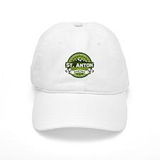 St. Anton Green Baseball Cap