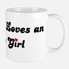 Oakley girl Mug