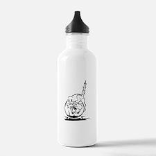 Cat Fish Bowl Water Bottle