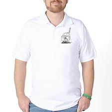 Cat Fish Bowl T-Shirt