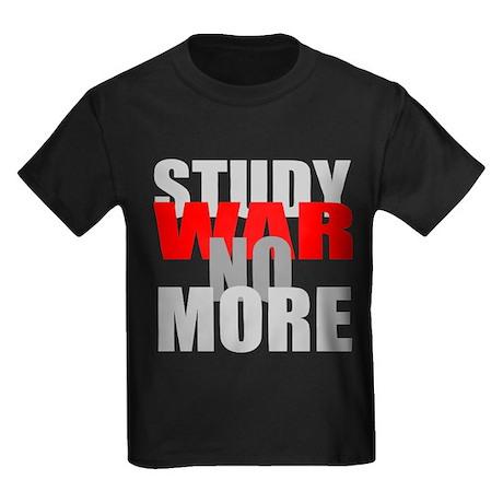 No More War Kids Dark T-Shirt