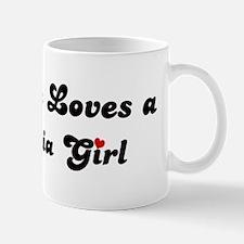 Monrovia girl Mug