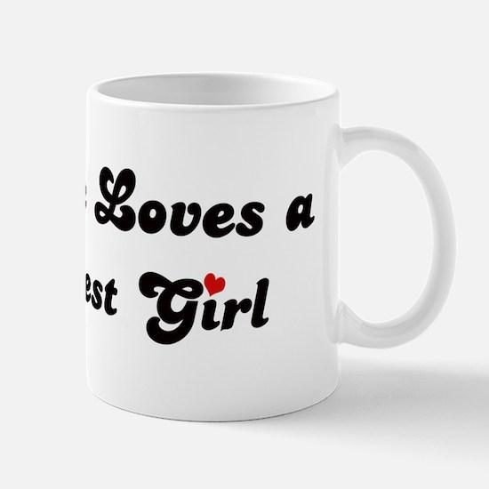 Ridgecrest girl Mug