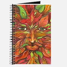 Greenman Green Man 2 Autumn Journal