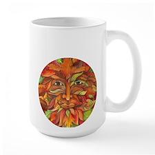 Autumn Greenman Mug
