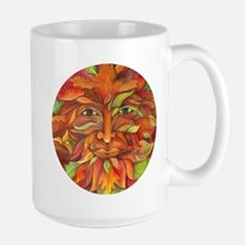 Autumn Greenman Mug