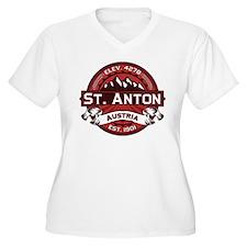 St. Anton Red T-Shirt