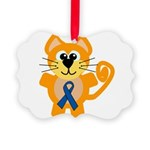 blue ribbon orange kitty cat copy.png Picture Orna
