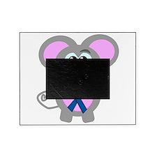 blueribbon mouse copy.png Picture Frame
