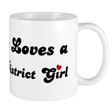 Richmond District girl Mug