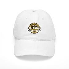 St. Anton Tan Baseball Cap