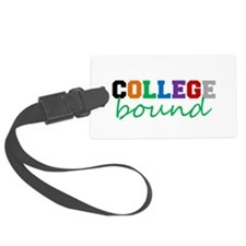 collegebound Luggage Tag