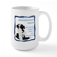 Abandonment Issues Mug