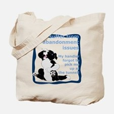 Abandonment Issues Tote Bag