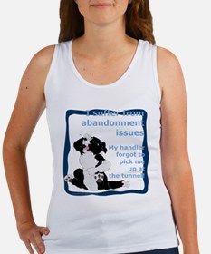 Abandonment Issues Women's Tank Top