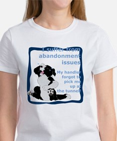 Abandonment Issues Tee