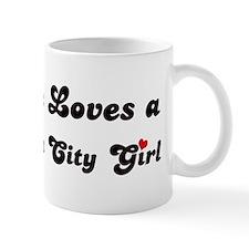 South Yuba City girl Mug