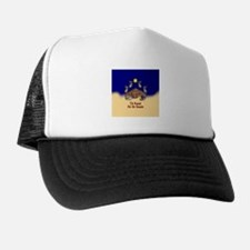 Square or Round Reason for the Season Trucker Hat