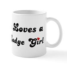 Calexico Lodge girl Mug