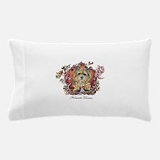 Norwich Terrier Vintage Pillow Case
