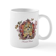 Norwich Terrier Vintage Mug